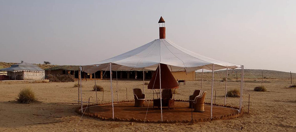 Camps in Jaisalmer