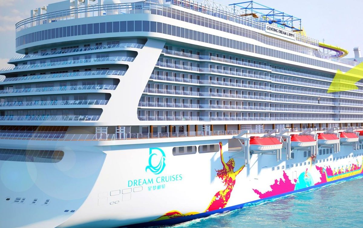 Genting Dream Cruise  EX. Singapore